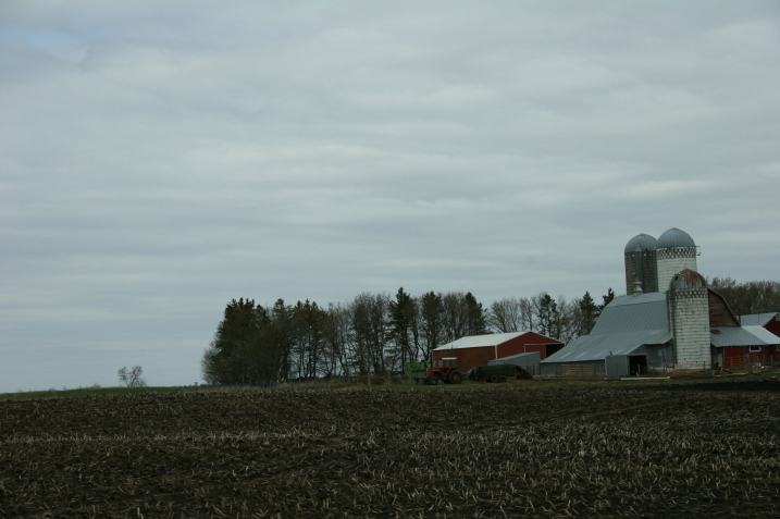 A Freeport area farm.
