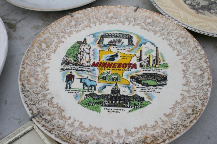 A Minnesota souvenir.