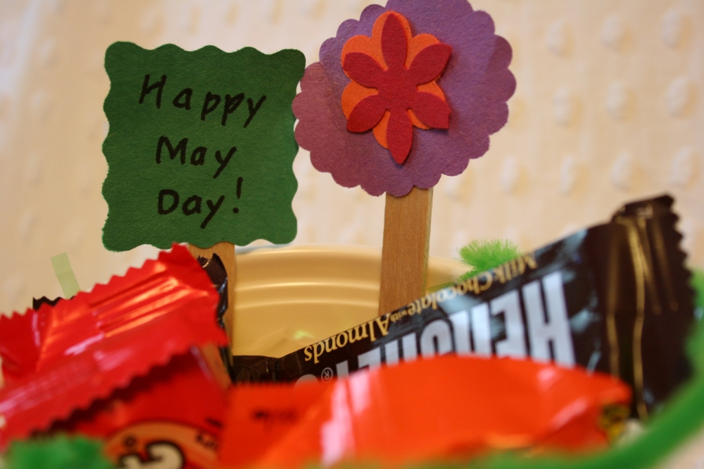 May Day candy
