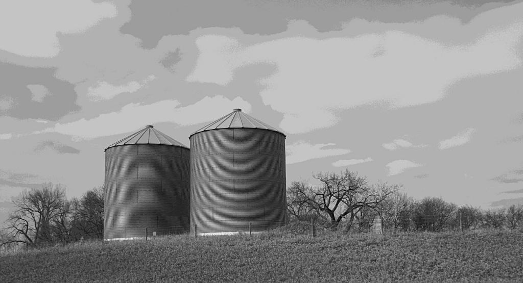 Rural, bins