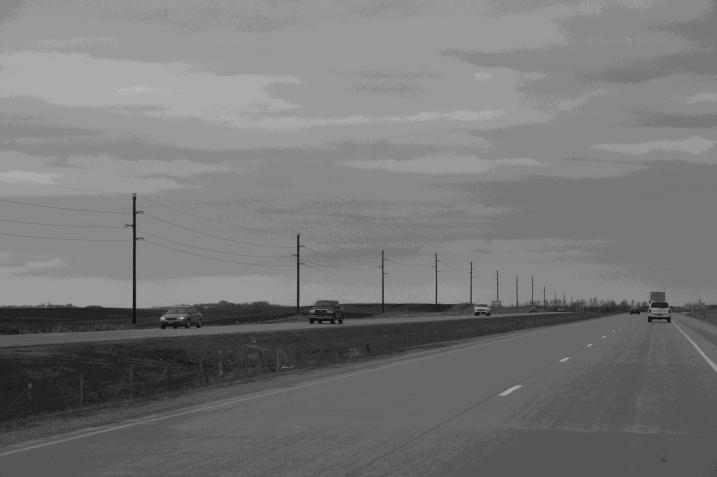 Rural scene, I94