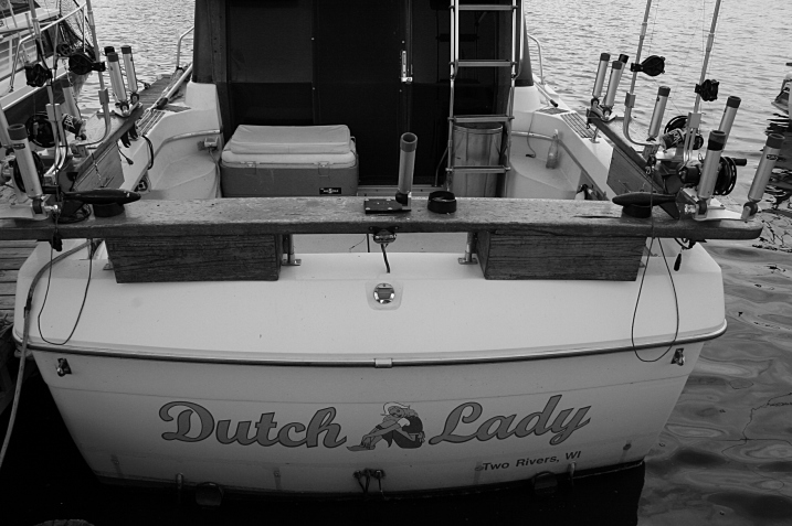 The Dutch Lady