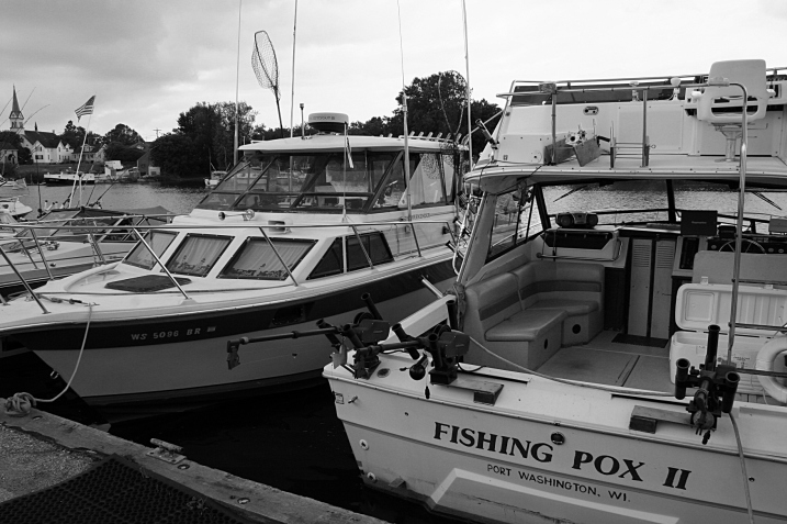 Why would you name your boat Fishing Pox
