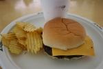 Dairy, cheeseburger