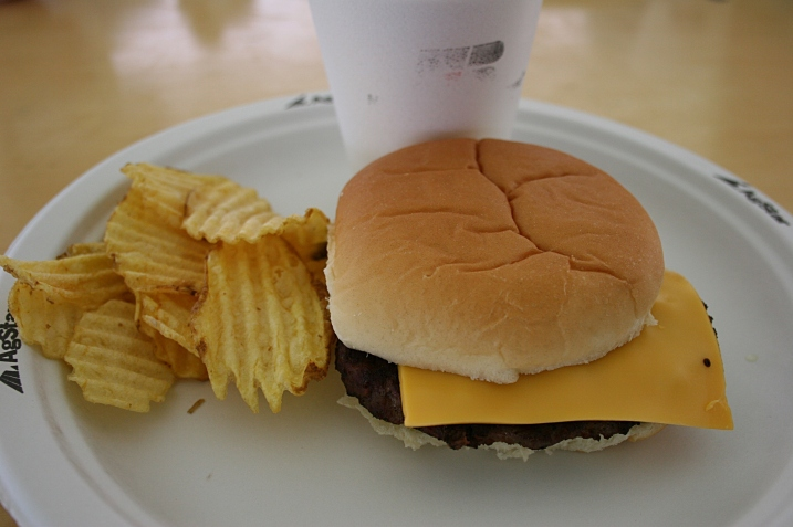 The free meal was provided by the Minnesota Beef Council, the Rice County American Dairy Association and Hastings Co-op Creamery (to which the Wegners sell their milk).
