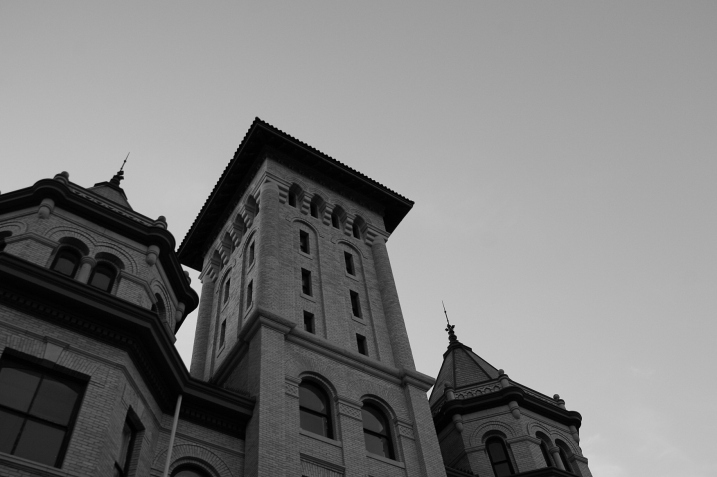 The historic buildings feature some incredible architecture.