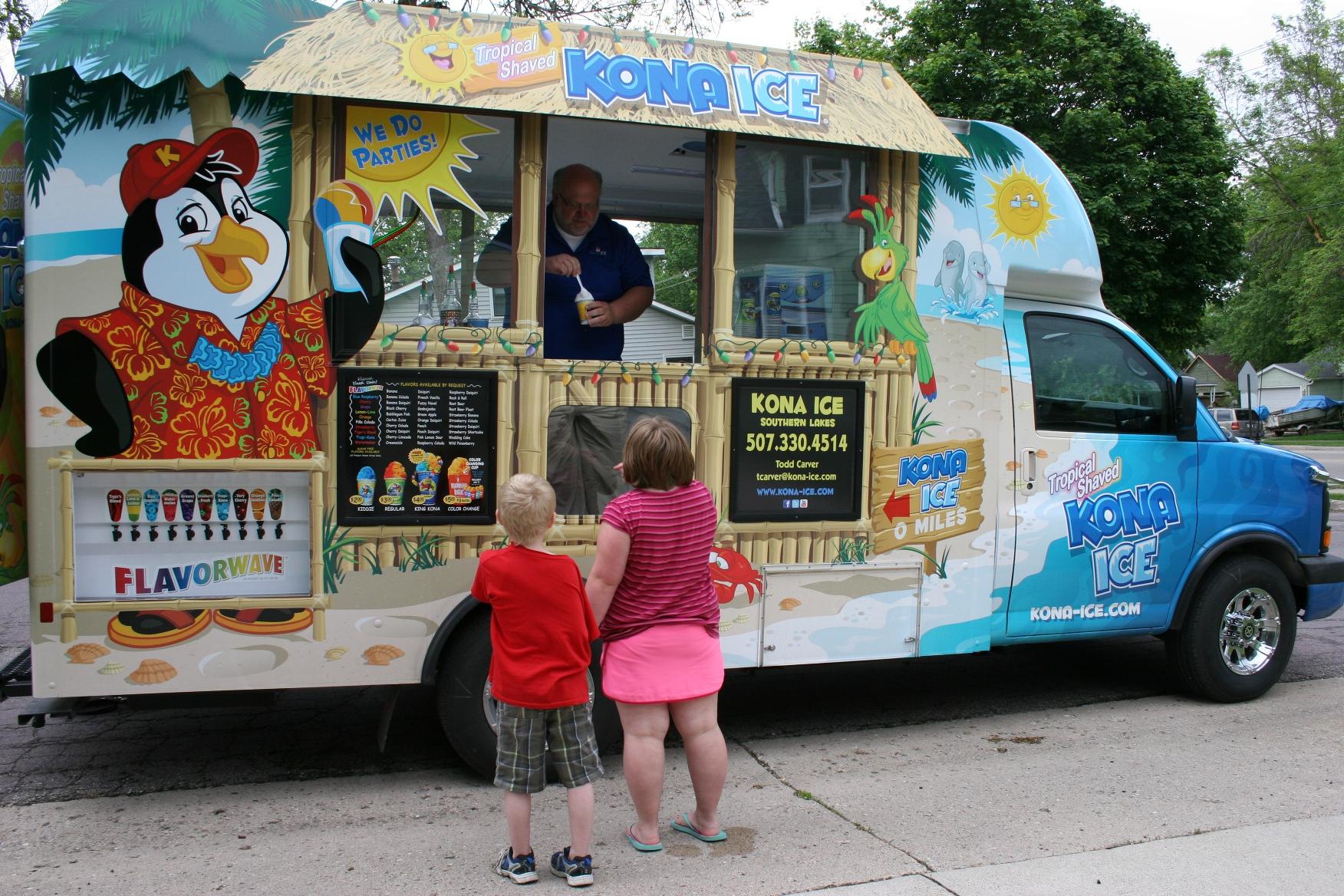 Island Roots Food Truck Kona