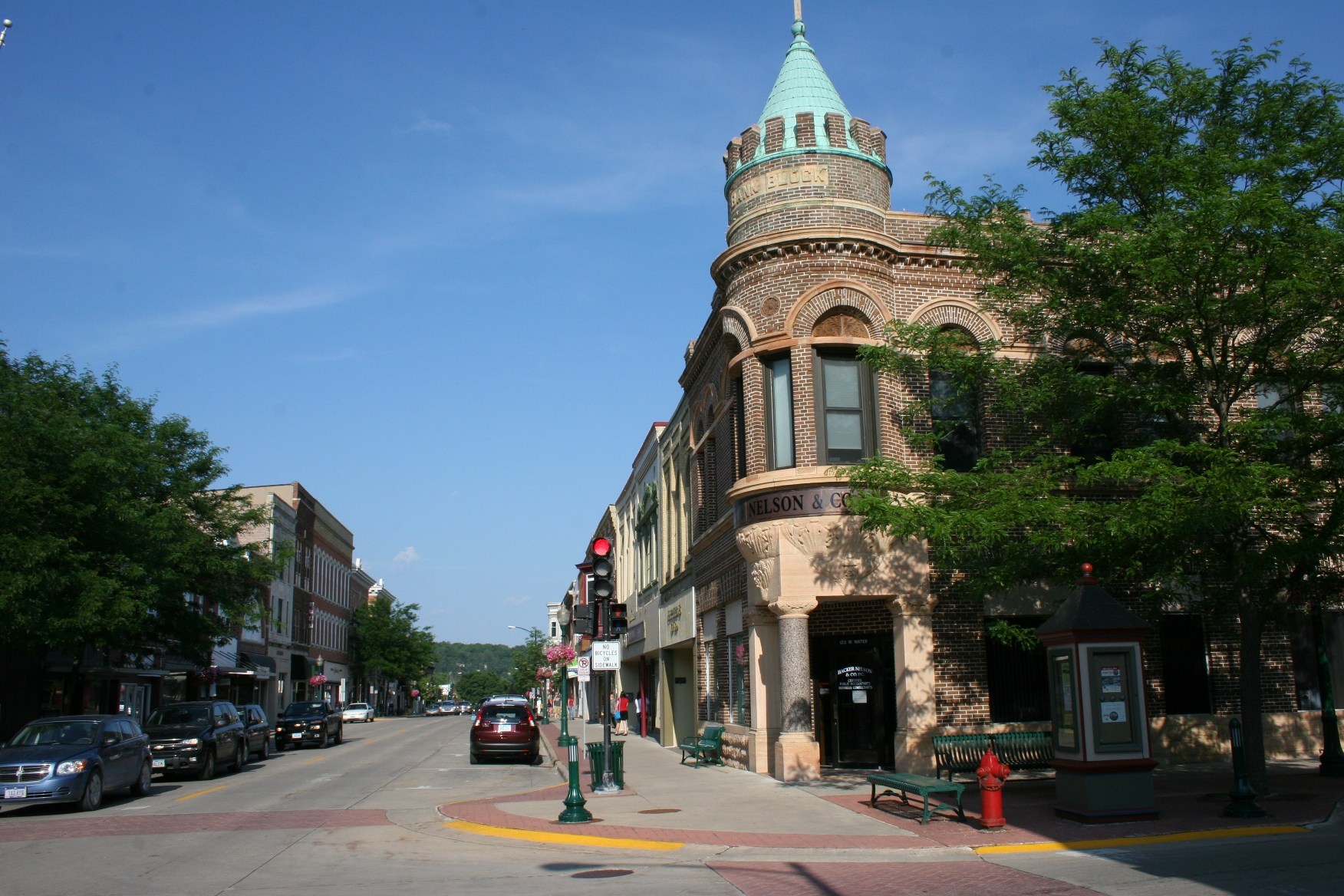 Reason Number One To Visit Decorah Iowa The Historic