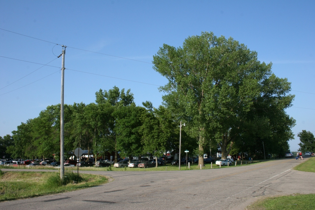 The event is held at the North Morristown picnic grounds in southwestern Rice County.