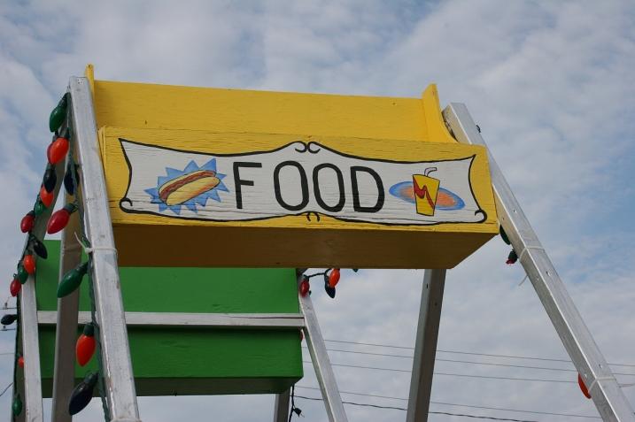 Fair, food chair