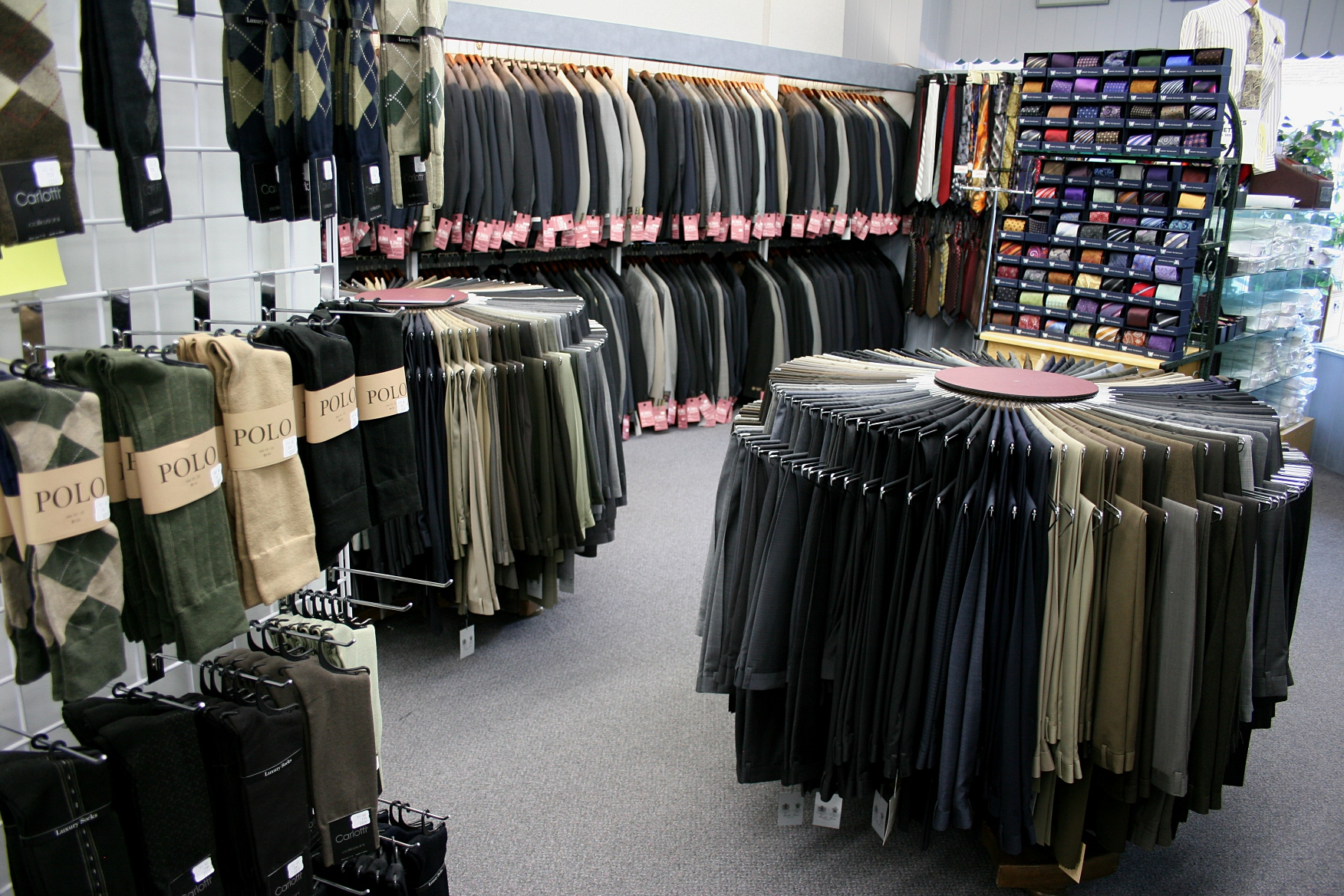Store of clothes