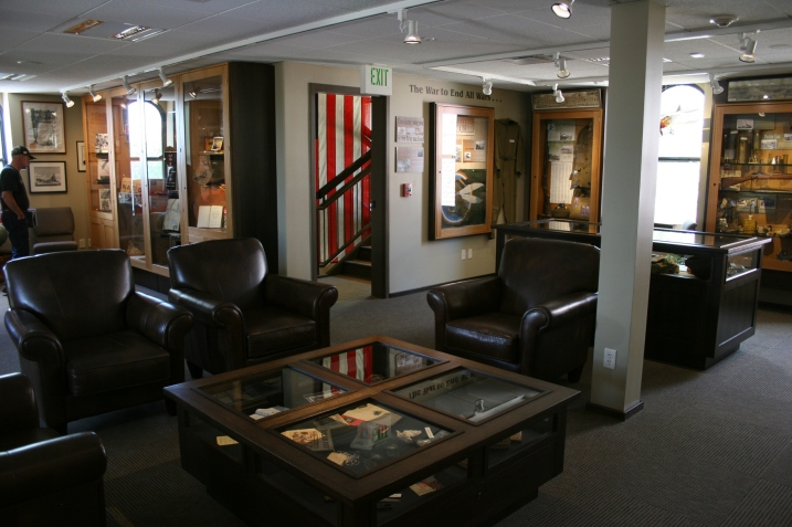 An overview of the Herreid Military Museum which pays tribute to Rock County residents who served their country in the military. A third-floor exhibit will open in 2014 featuring the story of war from Korea and Vietnam to Iraq and Afghanistan.