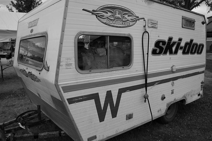 """A vendor's """"trailer."""""""