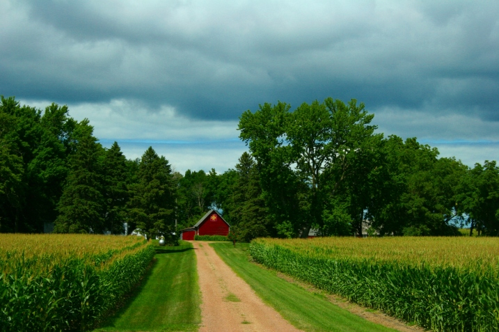 Rural, barn quilt