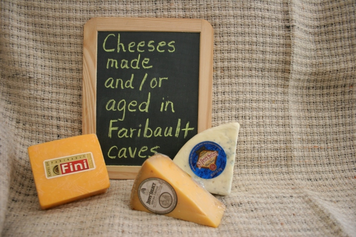Mini chalkboards were used elsewhere throughout the reception venue, here to label the cheeses purchased at The Cheese Cave. The bride and groom wanted to showcase fine locally-made and/or aged cheeses.