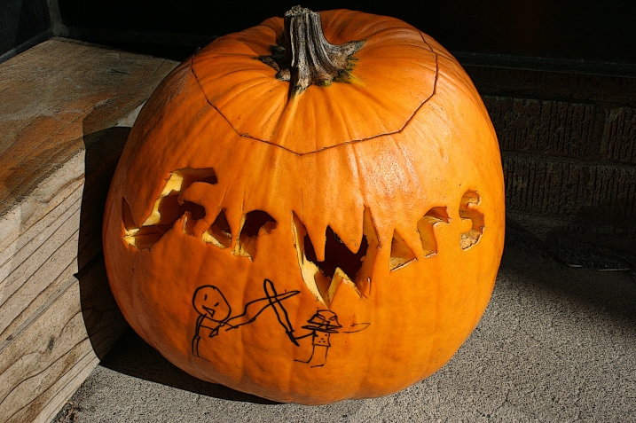 May the force be with you this Halloween.