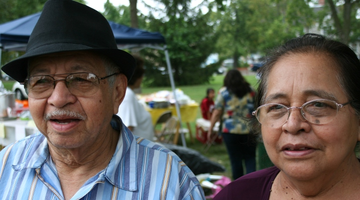 Latinos represent a large part of Faribault's diverse population. Minnesota Prairie Roots file photo.