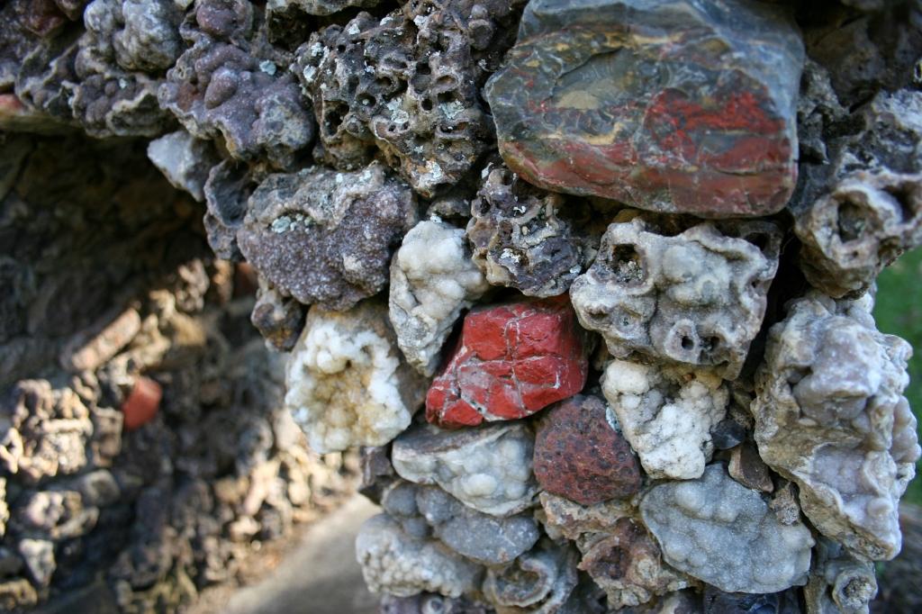 Sculpture, stone close-up 2