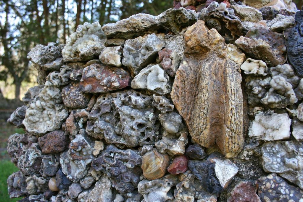 Sculpture, stone close up 3