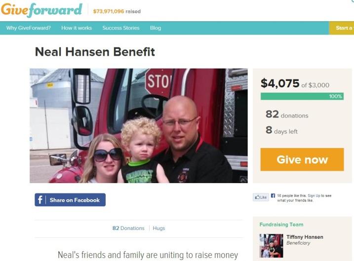 Giveforward Hansen family - Copy