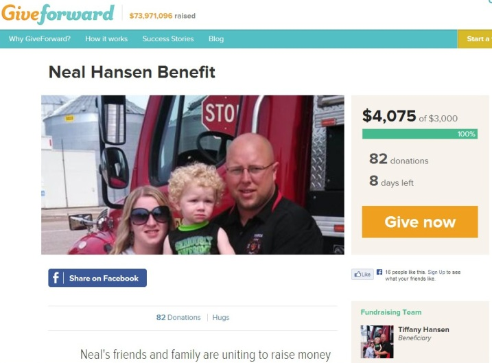 Giveforward Hansen family - Copy
