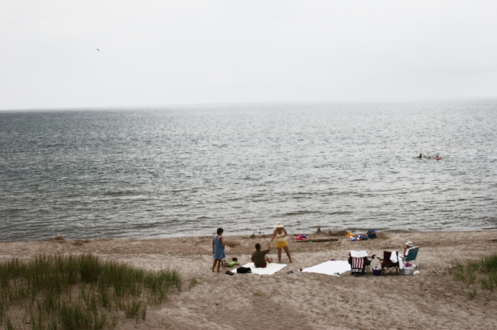 Not the Bahamas, but a beach none-the-less. Minnesota Prairie Roots edited file photo.