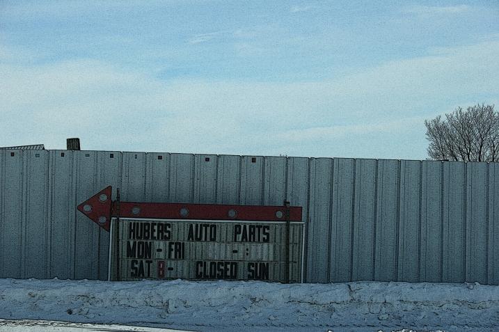 Hubers Auto Parts