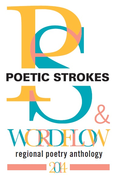 The cover of Poetic Strokes/Word Flow. Image courtesy of SELCO.