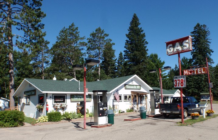 The Emmaville was dark and empty when the Sprys purchased it in 2010. They did a lot of cleaning and renovating before reopening the cafe and convenience store in January 2011.