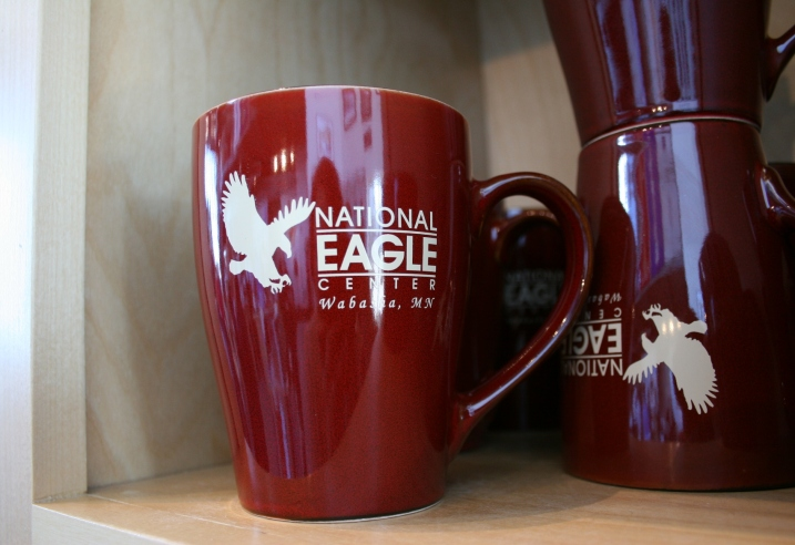Art, eagle mugs