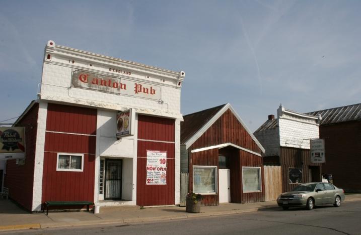 The Pub in Canton, near the Iowa border.