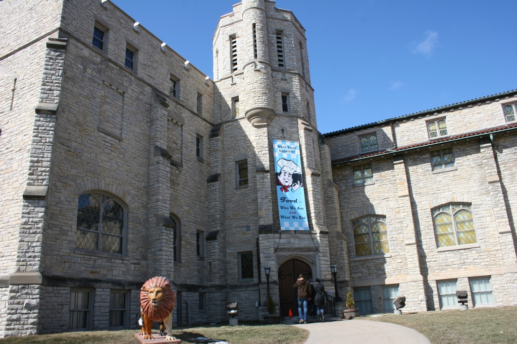 History Museum at the Castle, 330 East College Avenue, Appleton, Wisconsin.