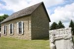 Hauge church and Bensongrave