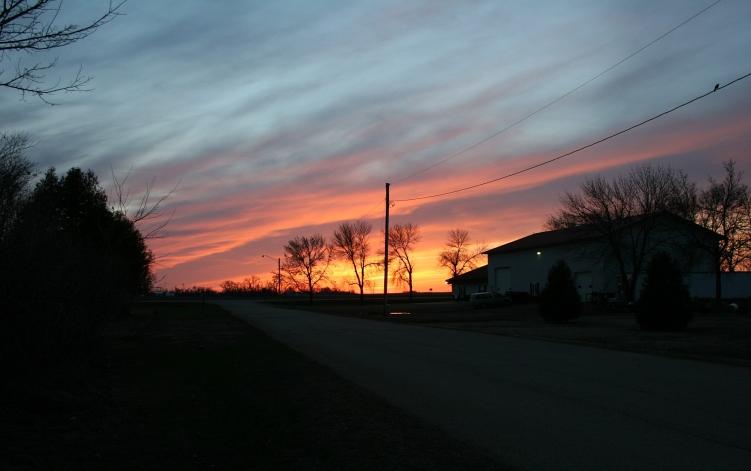 Prairie sunset 52