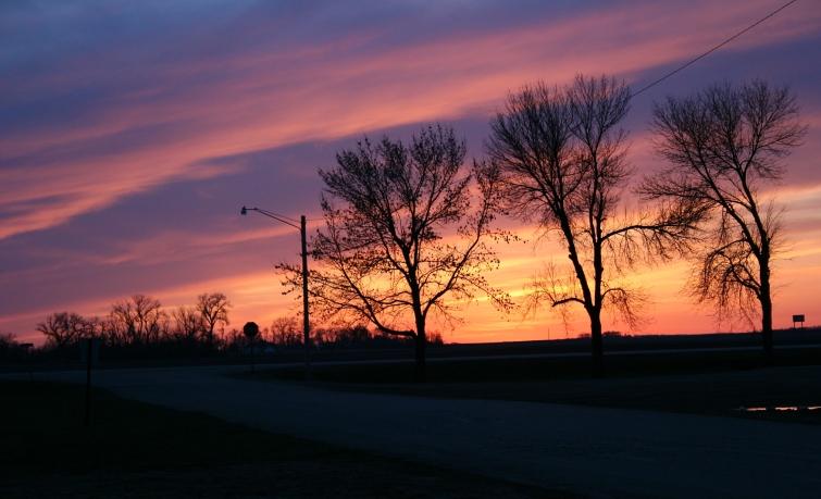 Prairie sunset 54