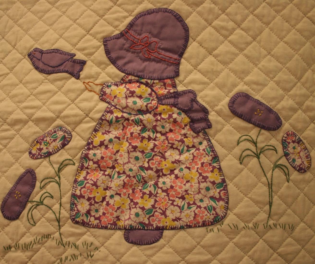 quilting   Minnesota Prairie Roots : sunbonnet sue quilt club - Adamdwight.com