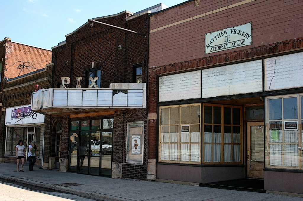 Can the PIX Theatre be reclaimed?