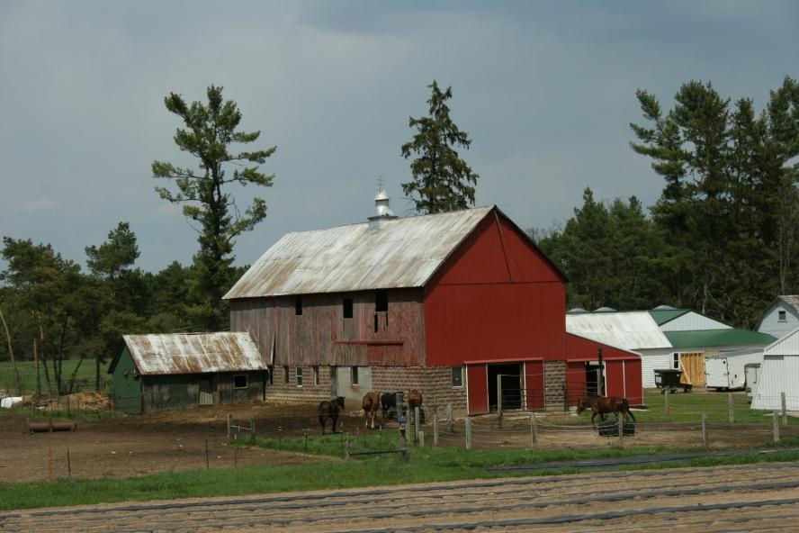 Barn in Wisconsin 109