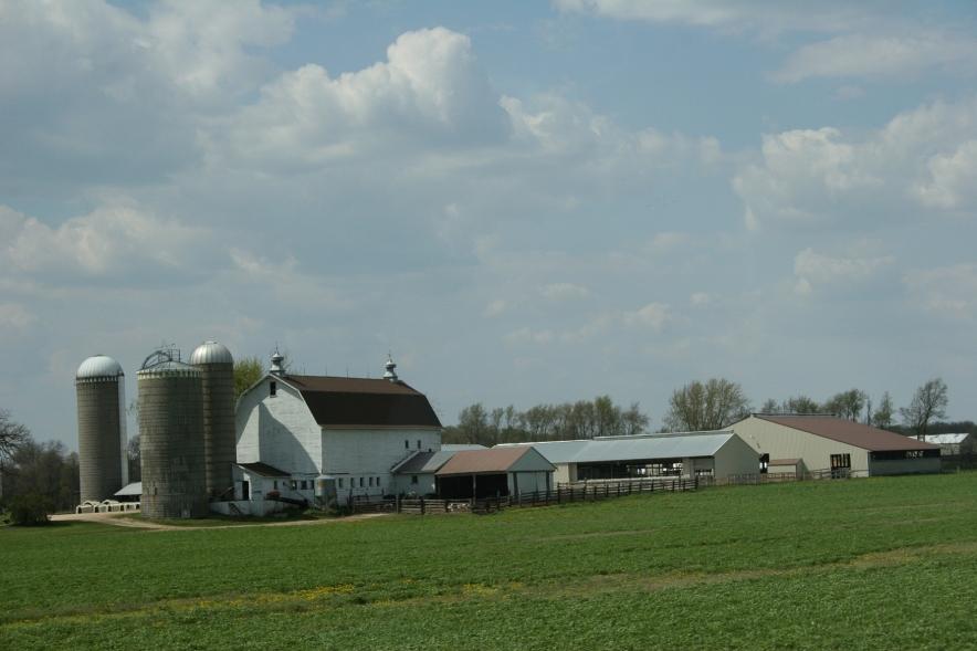Barn in Wisconsin 116