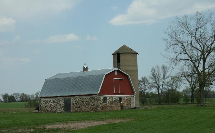 Barn in Wisconsin 97