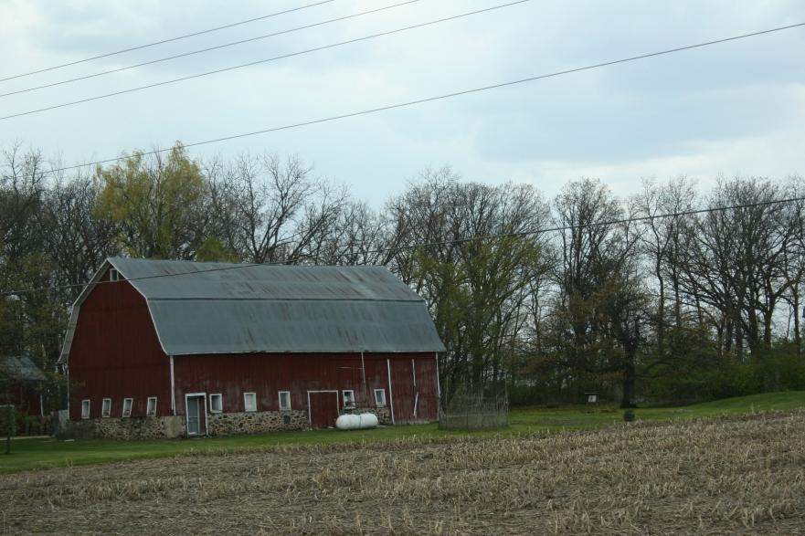 Barn in Wisconsin 98