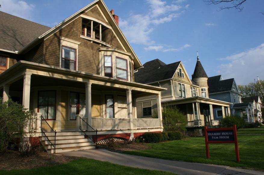 Hubert House Film House
