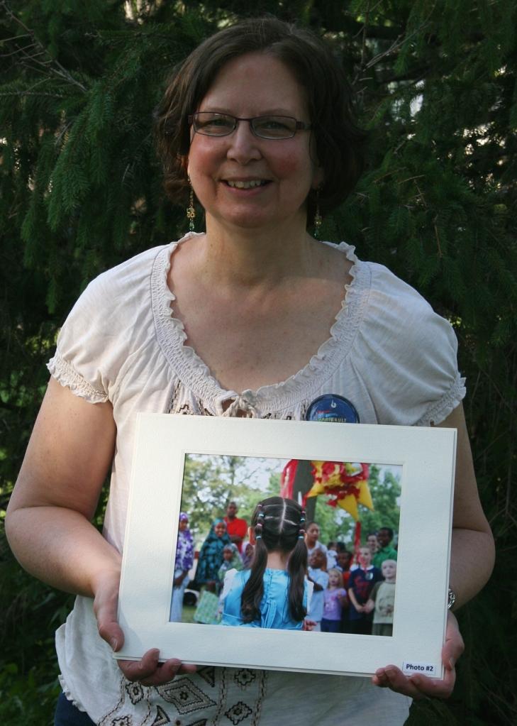Me with my winning International Festival 2012 photo.