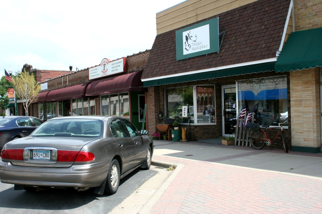 Vintage Marketplace in Farmington