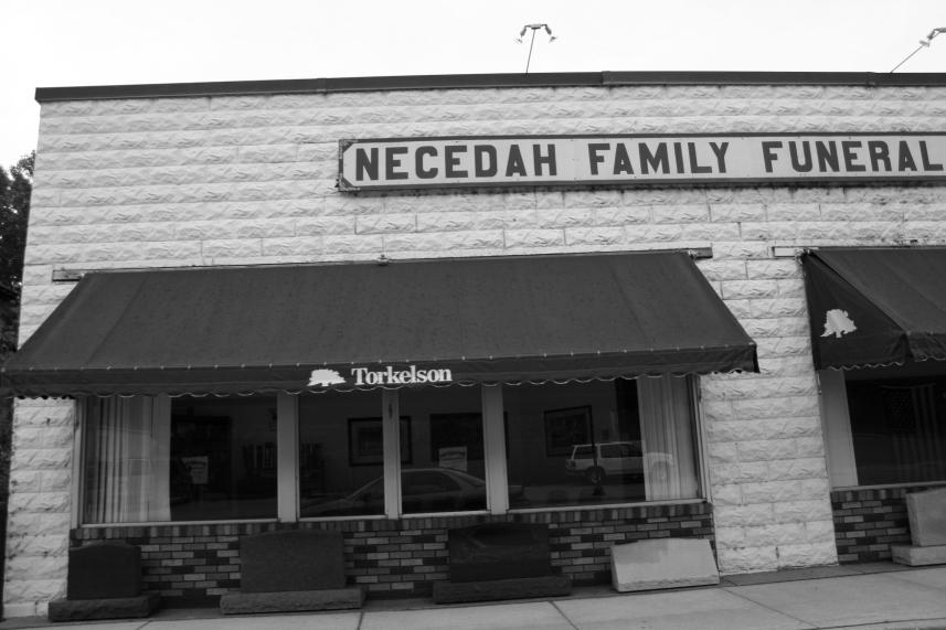 Necedah, funeral home