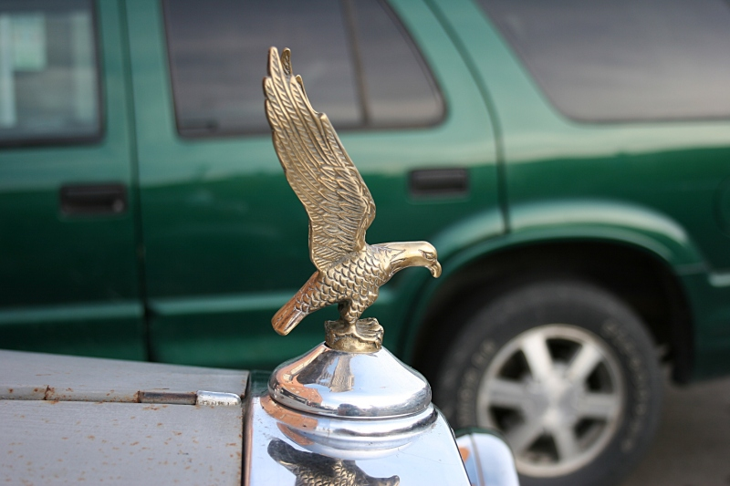 Hood ornaments always draw my attention.