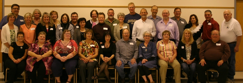The Wabasso High School Class of 1974 fortieth year reunion.