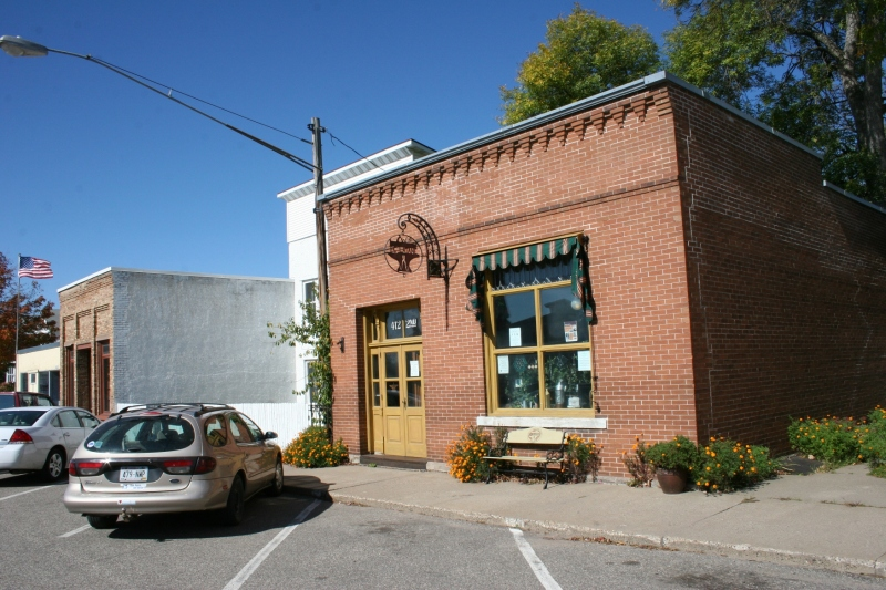 T-C Latane, 412 Second Street in Pepin, Wisconsin.