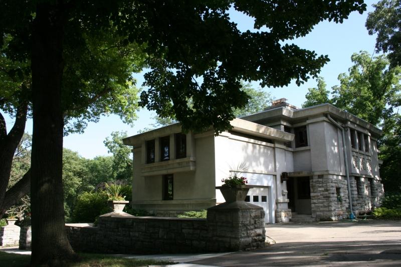 Frank Lloyd Wright S Imprint Upon Mason City Minnesota