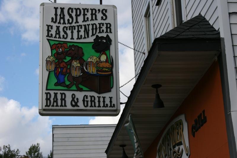 Love the original bar name and signage.